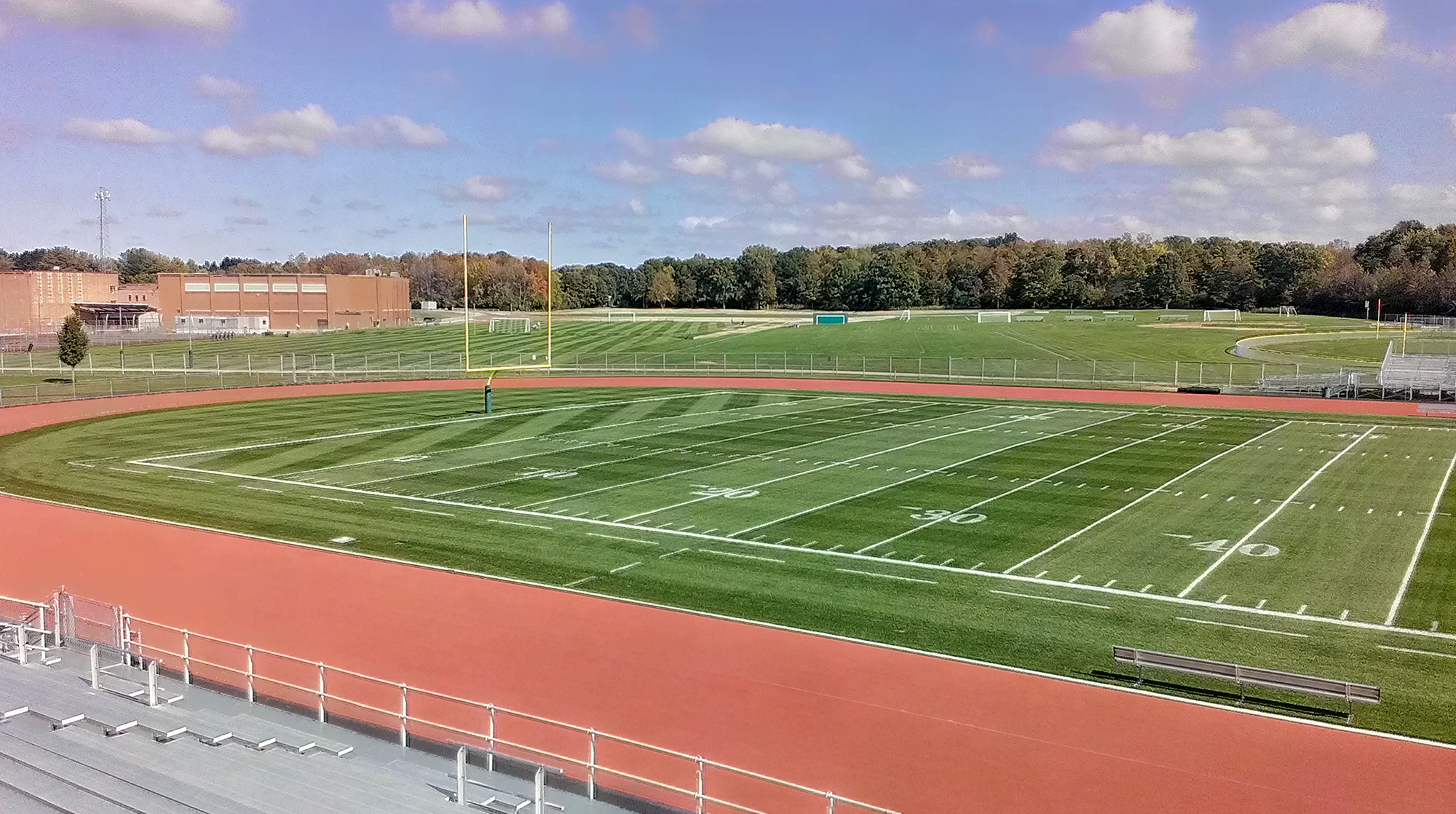 Grass Sod Buffalo NY Football Field